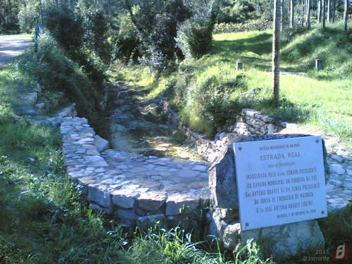 Estrada Real em Maiorca, estrada antiga