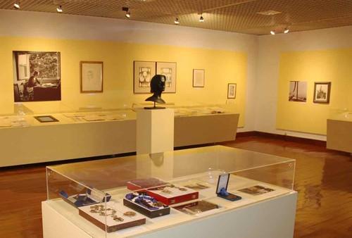 Sophia: exposição na Biblioteca Nacional