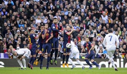 Real Madrid 2-1 Barça 12/13