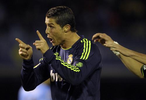 Liga: Celta 1-2 Real 12/13