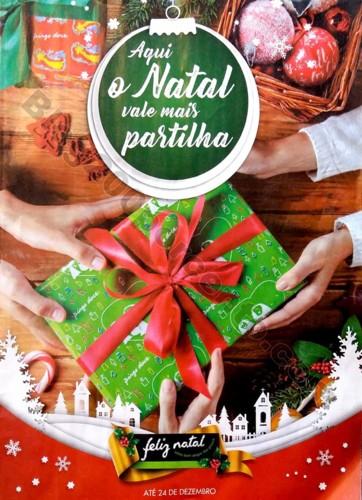 antevisao folheto pingo doce ofertas natal até 24