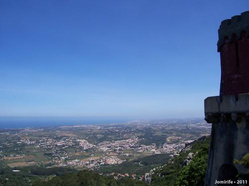 Sintra: Palácio da Pena - Vista