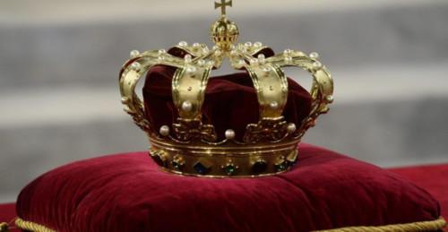 O nosso Rei é livre