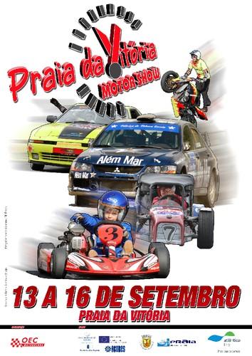 O cartaz, criado pelo Francisco Veloso...