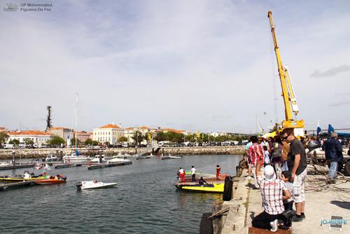 GP Motonautica (136) Tirar T850 - Barcos na marina