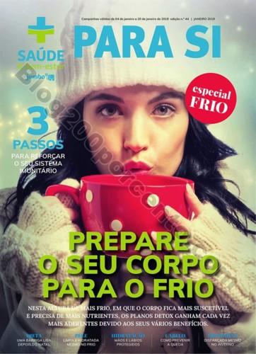 Antevisão Folheto JUMBO - PARA SI Promoções de
