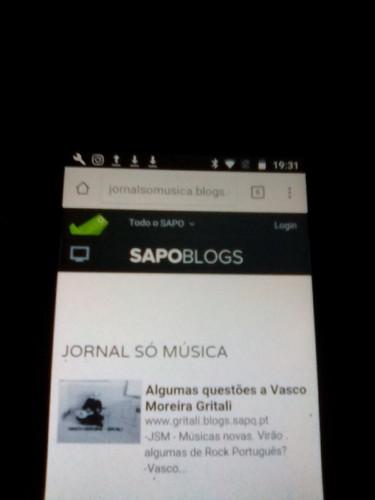 """Vasco Moreira no """"Só Música"""""""