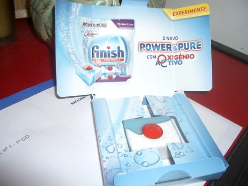 Amostra Finish Portugal /  Novo Finish Power & Pure - [ Recebido ] 16627061_YSU1o