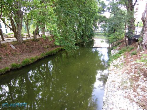 Jardim do Polis Leiria (Este) - Rio Lis Este (1) [en] Polis Garden of Leiria, Portugal