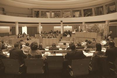 O plenário açoriano em nova legislatura...