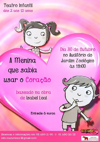 Teatro Infantil_A Menina que sabia usar o Coracao_