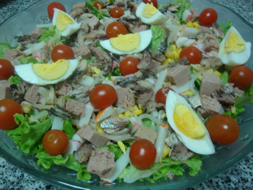 salada à marinheiro