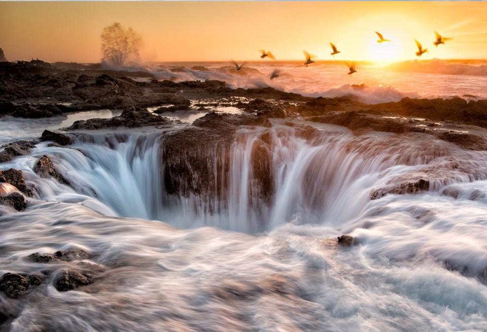 Thors Well, Oregon