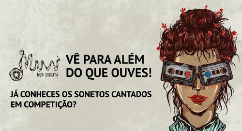 MUVI Lisboa'14: Os Sonetos Cantados em competição