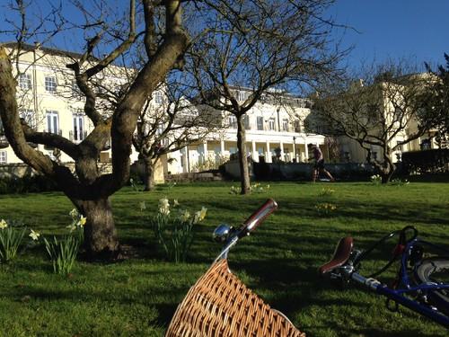 Tempo de descanso em Stretham Common