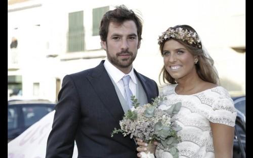 Ines Folque casou