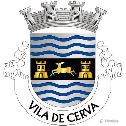 Vila de Cerva - Brasão.png