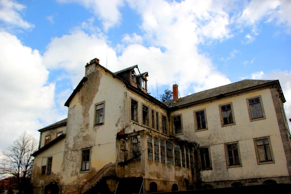 Sanatório Sousa Martins - Guarda - foto Helder Se