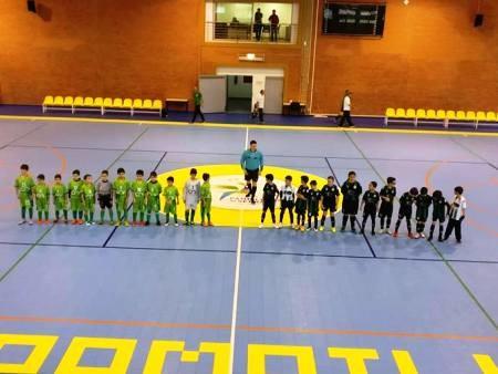 Pampilhosense - Vila Verde 1ª Elin Taça benjamin