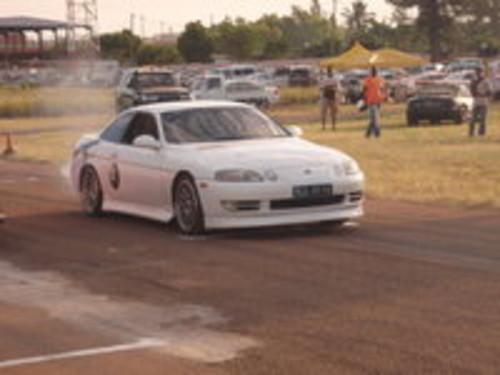 Drag race em Maputo