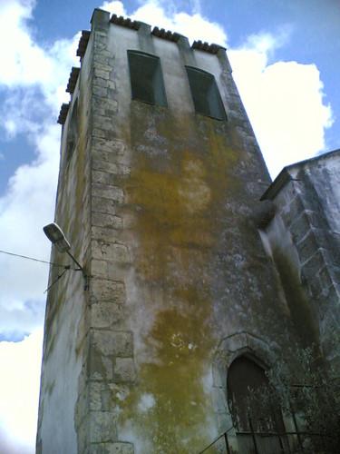 Igreja Matriz de Tentúgal: Torre