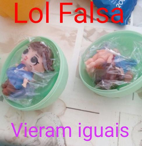 dc47fc85aa93d2 Como fui enganada a comprar uma boneca LOL pela internet - Mistérios ...
