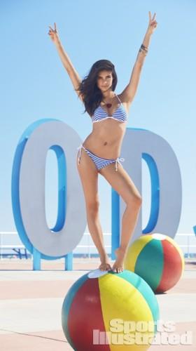 Sara Sampaio 78 (Sports Illustrated Swimsuit 2014)