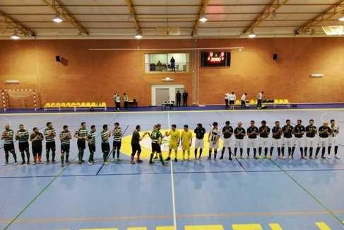 Pampilhosense - Ançã FC 13ªJ DH Futsal 15-12-18