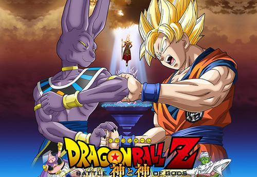 filme dragon ball z a batalha dos deuses