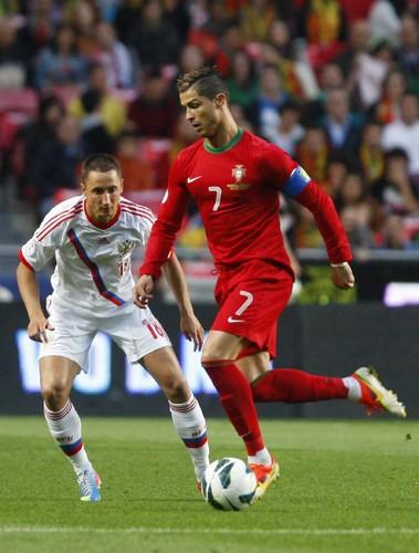 Qual.Mundial: Portugal-Rússia