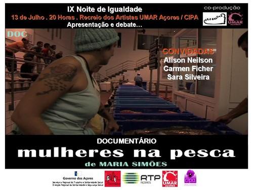 Mais um evento da UMAR-Açores...