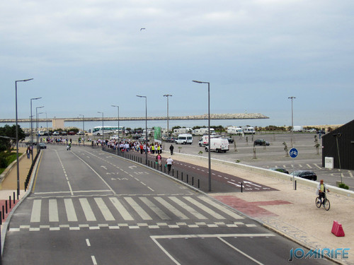"""Caminhada Solidária """"Coração Saudável, Coração Solidário"""" na Figueira da Foz - Avenida de Espanha/Parque das gaivotas (1) [en] Solidarity walk in Figueira da Foz Portugal"""