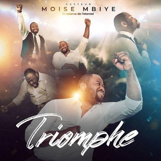 Moise Mbiye – Triomphe (Álbum Completo)