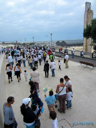 """Caminhada Solidária """"Coração Saudável, Coração Solidário"""" na Figueira da Foz - Esplanada Silva Guimarães (3) [en] Solidarity walk in Figueira da Foz Portugal"""