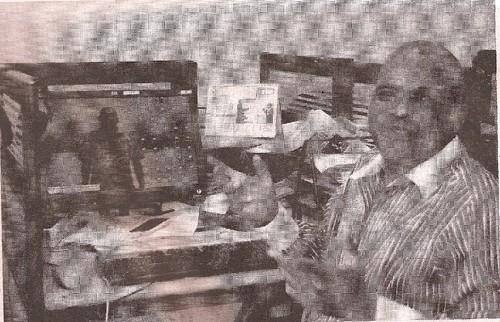 Gil Carvalho, editor desportivo