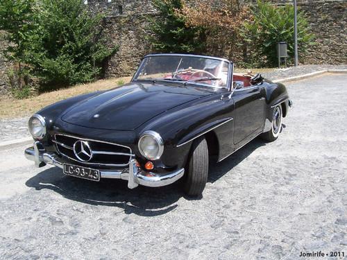 Carro Antigo: Mercedes