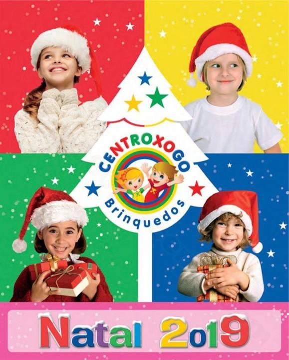 Antevisão Folheto CENTROXOGO Brinquedos Natal 7 n