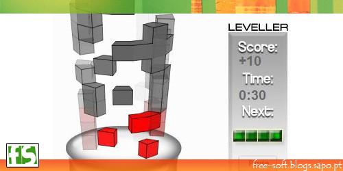Jogar Tetris 3D Chrome