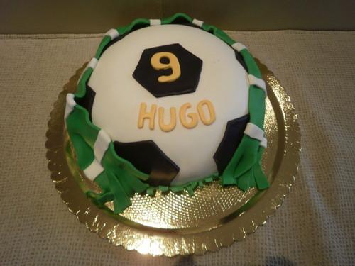 Bola De Futebol Para Os 9 Anos Do Hugo Ideias De Sobra