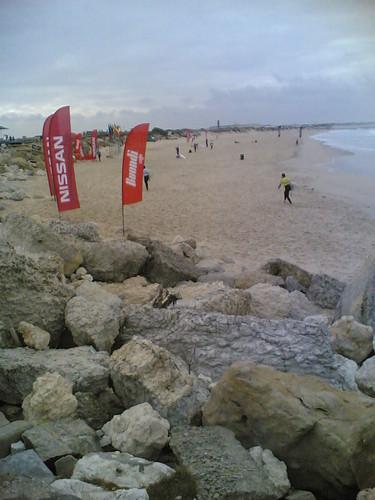 Lusiaves Figueira Pro 2010: Praia