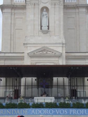 Procissão Eucarística e Exposição do Santíssimo Sacramento