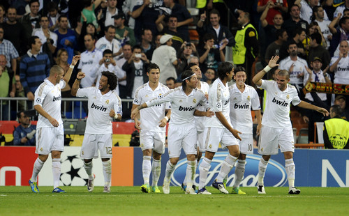 LC11/12: Real Madrid-Lyon