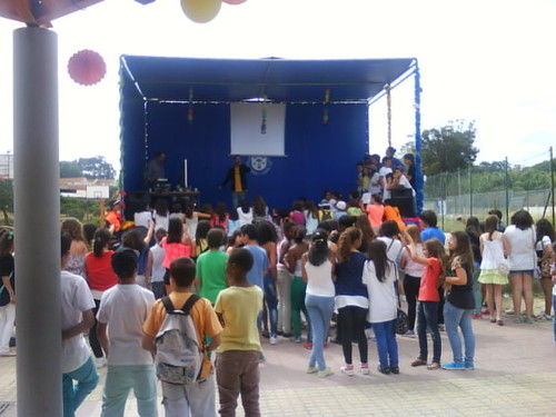 Dança e Karaoke