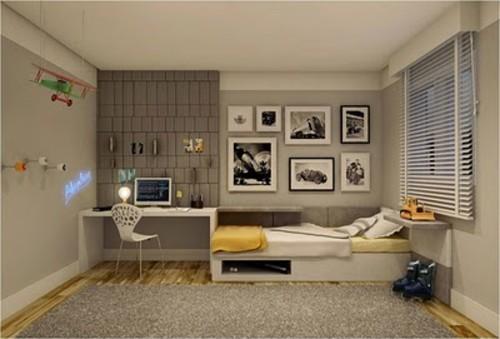 quartos adolescentes