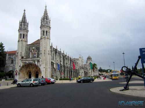Lisboa - Mosteiro dos Jerónimos (3) [en] Lisbon - Jeronimos Monastery