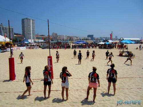 Figueira da Foz Beach Rugby 2013 - Benfica vs Espanha (Feminino) (2) / Benfica vs Spain (Female)