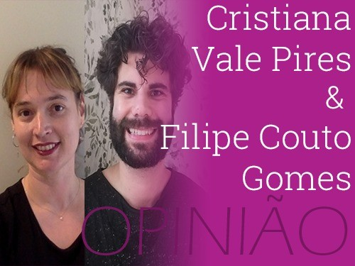 Cristiana Vale Pires e Filipe Couto Gomes