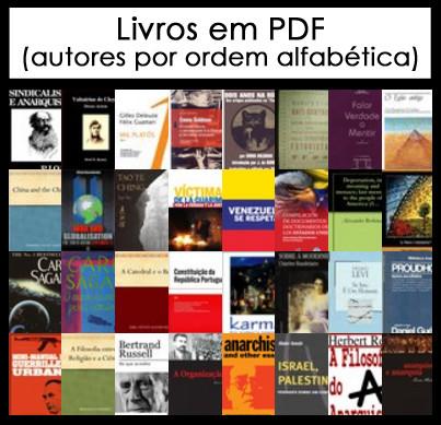 Lista de livros em PDF