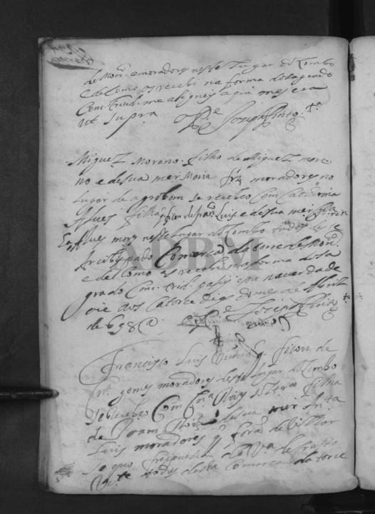 1698-04-14 Casamento Miguel Moreno e Catarina Alve
