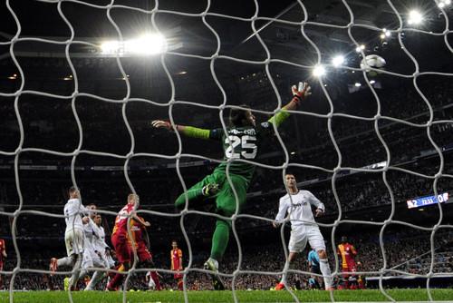 Real Madrid-Galatasaray